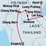 How to Take the Bus From Bangkok to Laos