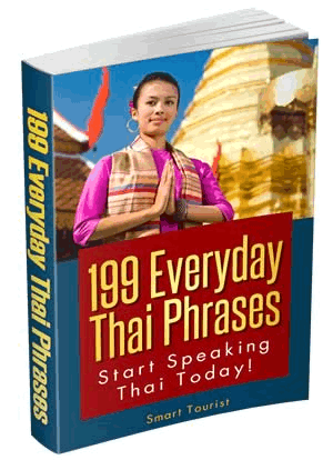 199 Thai Phrases Book