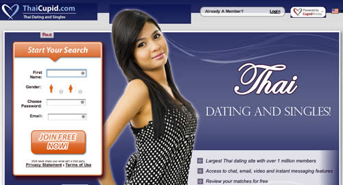 Compare The 6 Best Online Dating Websites In Thailand