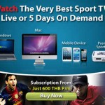 How to Watch Champions League & Premiership Football Free in Thailand