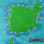 A Travelers Must Have Map of Koh Samui