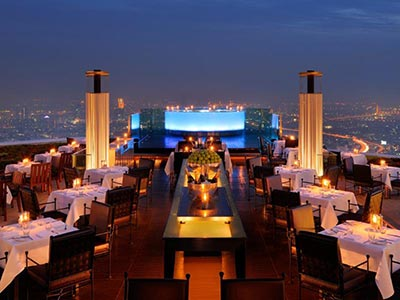 The Tower Club Lebua Hotel