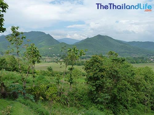 pai thailand scenery