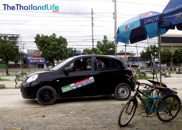 driving test thailand