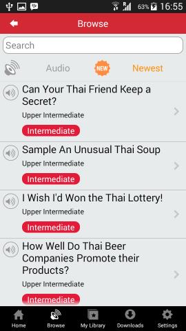 thai conversation
