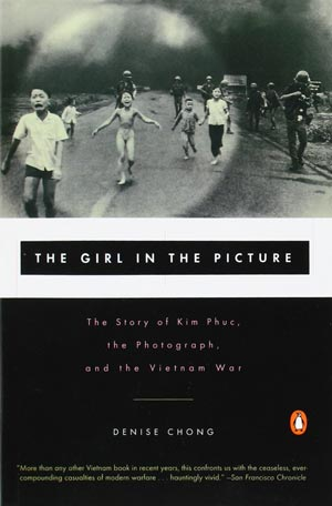 the girl in the picture book