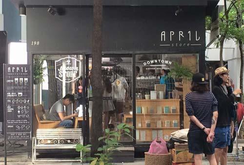 april store bangkok