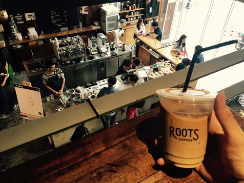 roots coffee bangkok