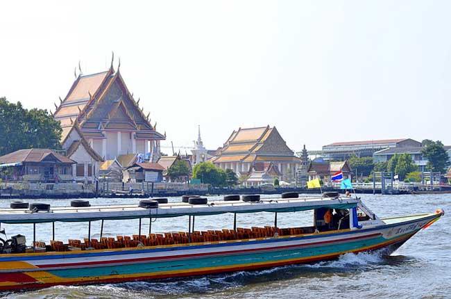 bangkok-chopraya-river