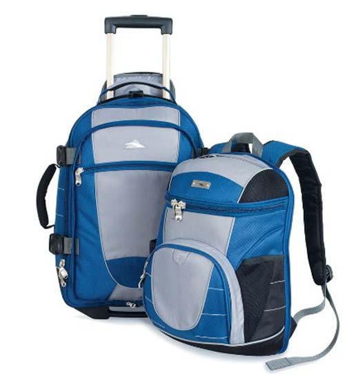 travel backpack detachable bag