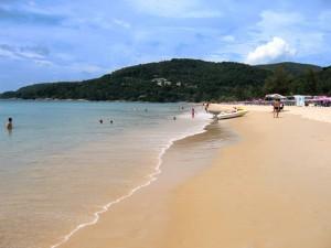karon beach review