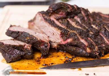 Marinated Beef Brisket Roast