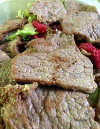 Australian Pasture Fed Prime Steer Steak