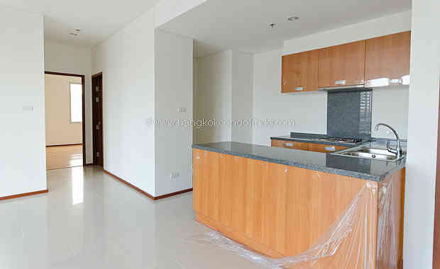 unfurnished bangkok condo for rent
