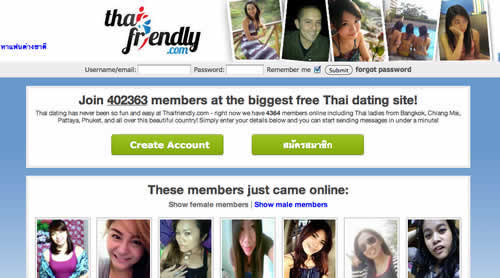 best thai dating