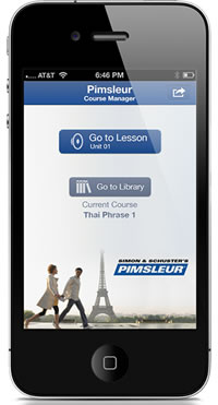Pimsleur Thai App