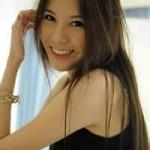 thai girl smile