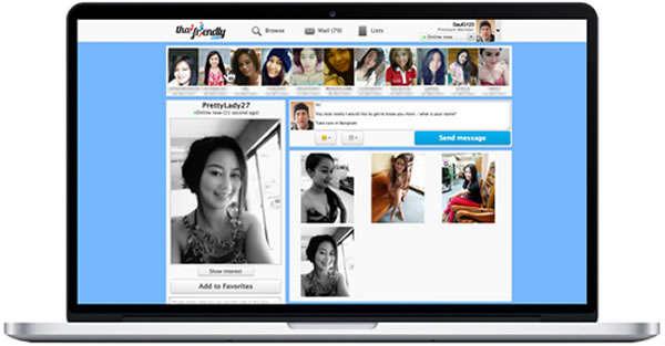 Thai friendly.com women