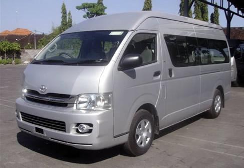 Toyota Commuter bangkok