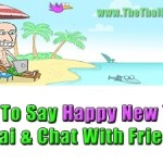 how to say happy new year