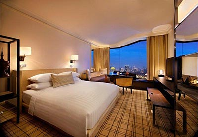 Grand Hyatt Erewan Bangkok