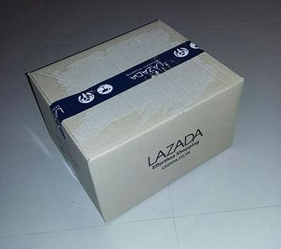 lazada package
