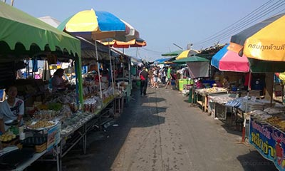ang sila market pattaya