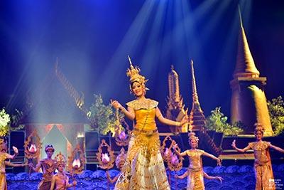 thai alangkarn theatre pattaya