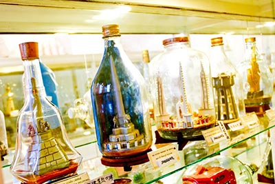 bottle art museum pattaya