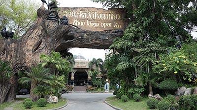 khao kheow zoo pattaya