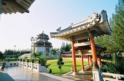 three kingdoms park pattaya