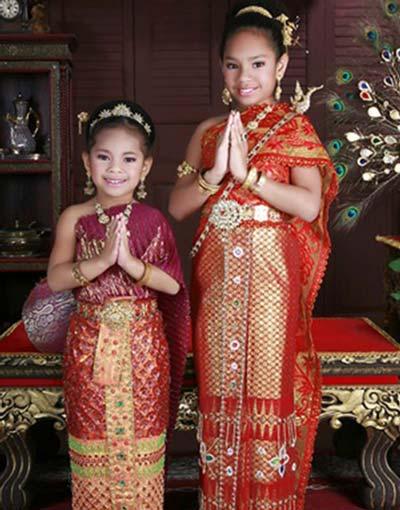 thai wai