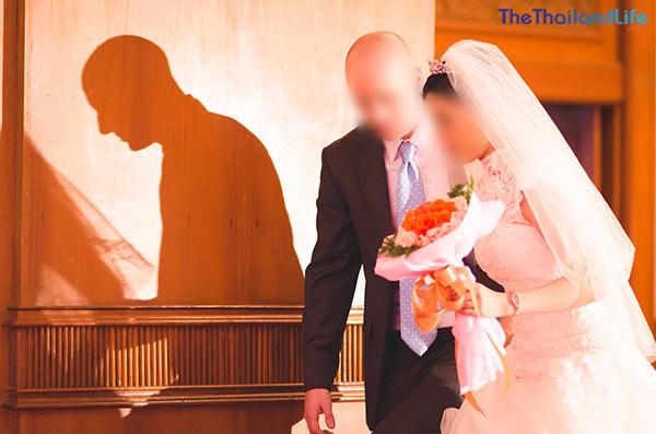 retrieving the thai bride