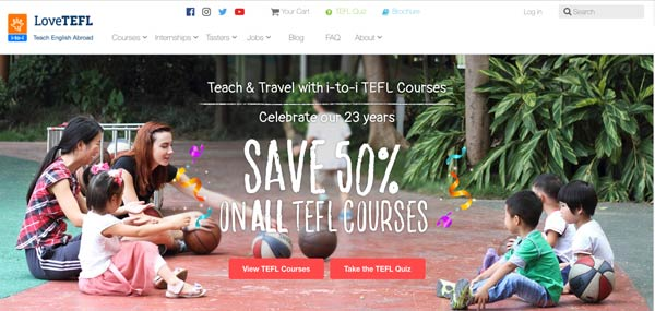 i-i love tefl course