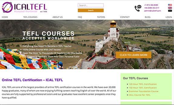 tefl certificate course