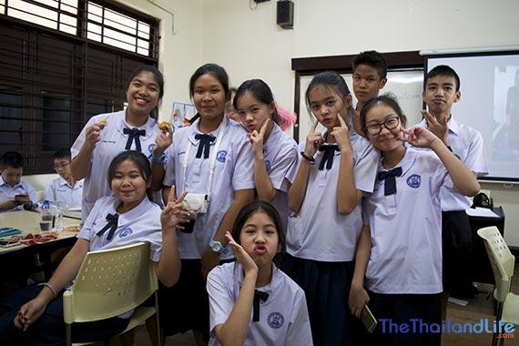 tefl teaching thailand