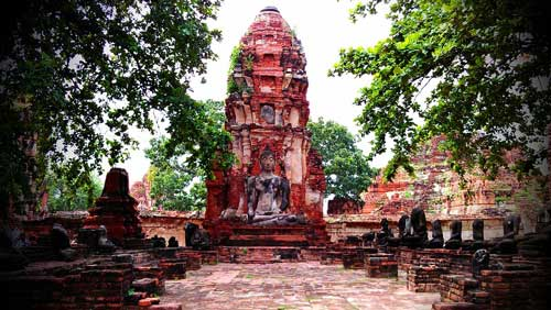 ayutthaya-temples