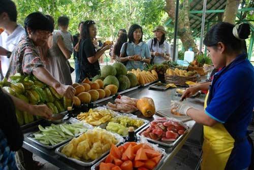 suan supatra fruit orchard