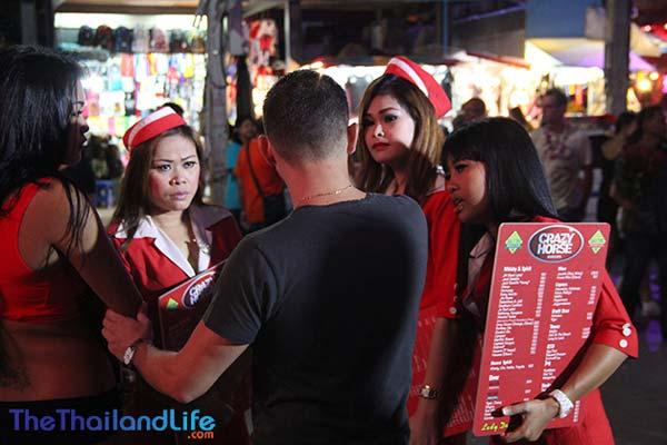 lady bar thailand