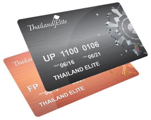 thailand elite visa