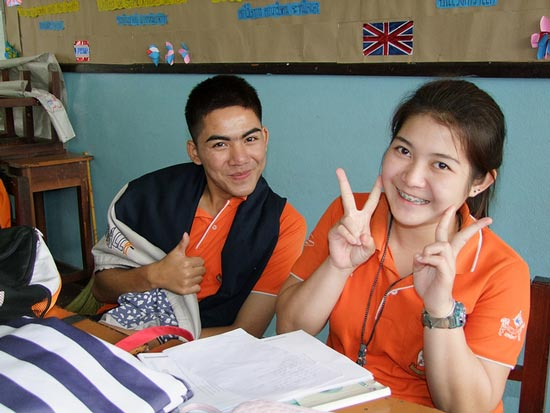 teaching in thailand guide