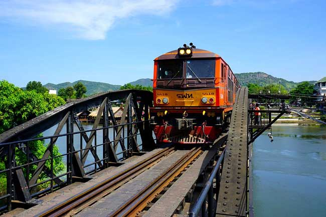 death-railway