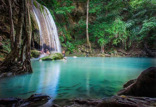 erawan-waterfall