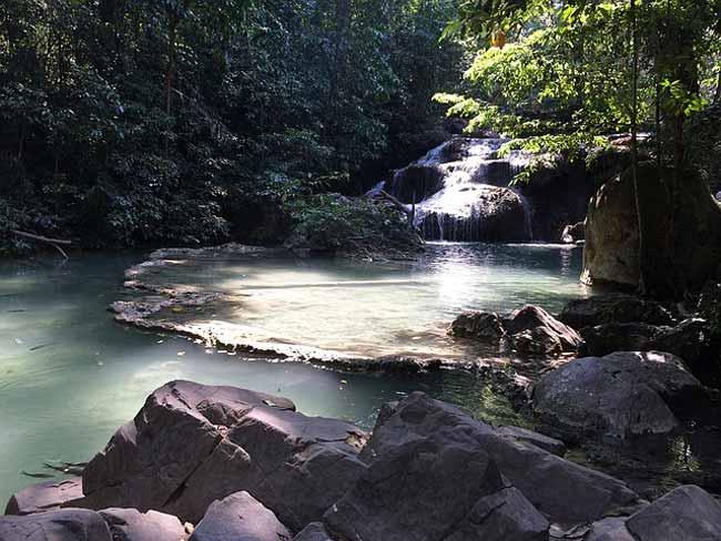 kanchanaburi-waterfalls