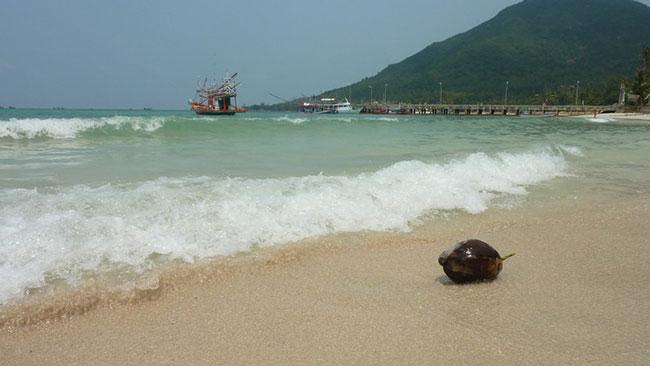 Chaloklum-beach