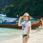 female-traveler-beach-thailand