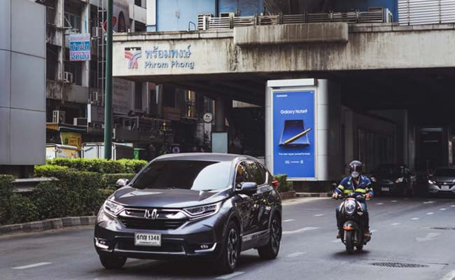 new car thailand