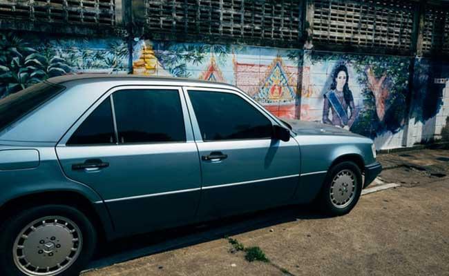 insure car thailand
